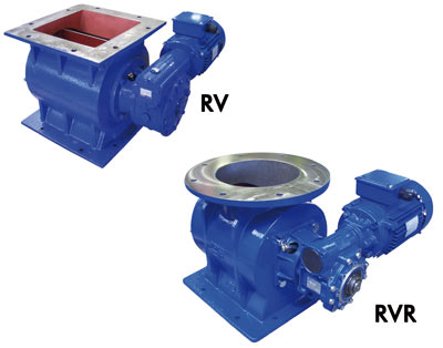 Rotary Vane Feeders
